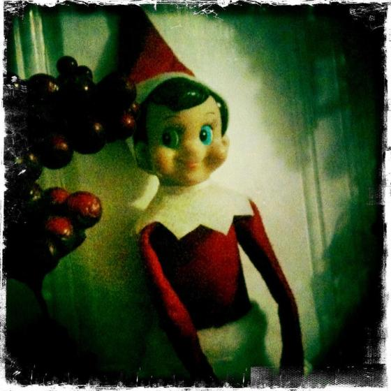 Pic by my friend Mackenzie Miller, who is way more artsy and creative than i'll ever be. Lucky elf!